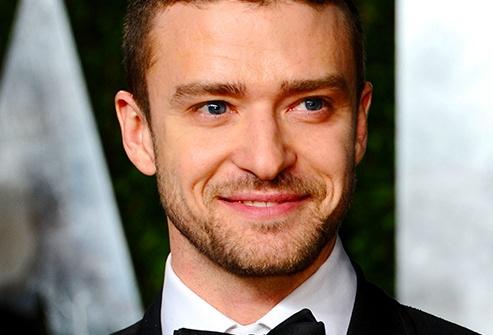 Justin Timberlake has ADHD